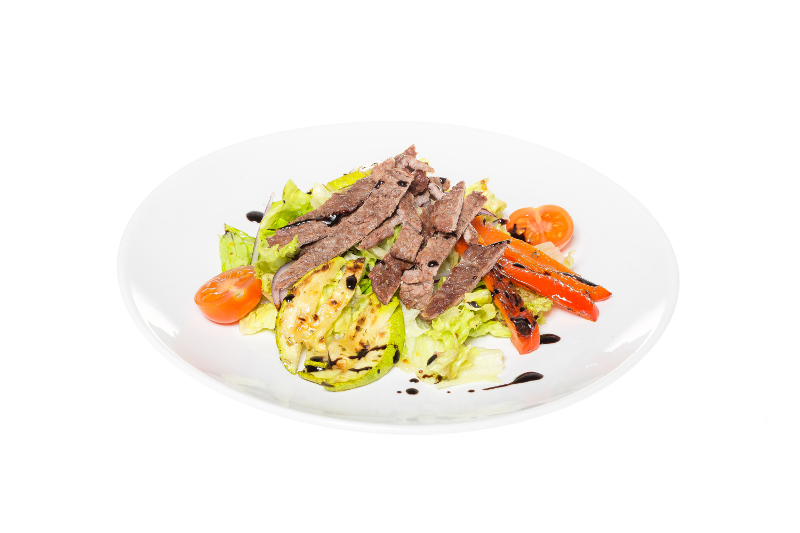 3.8 Мангал-салат